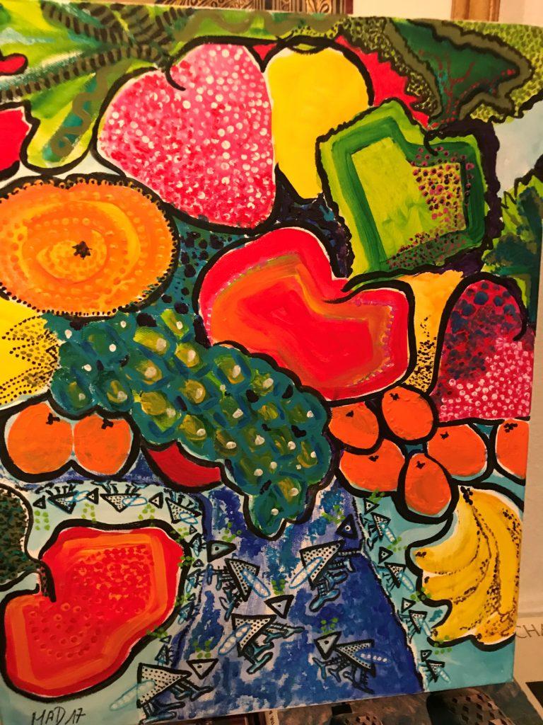 Begehrte Früchte