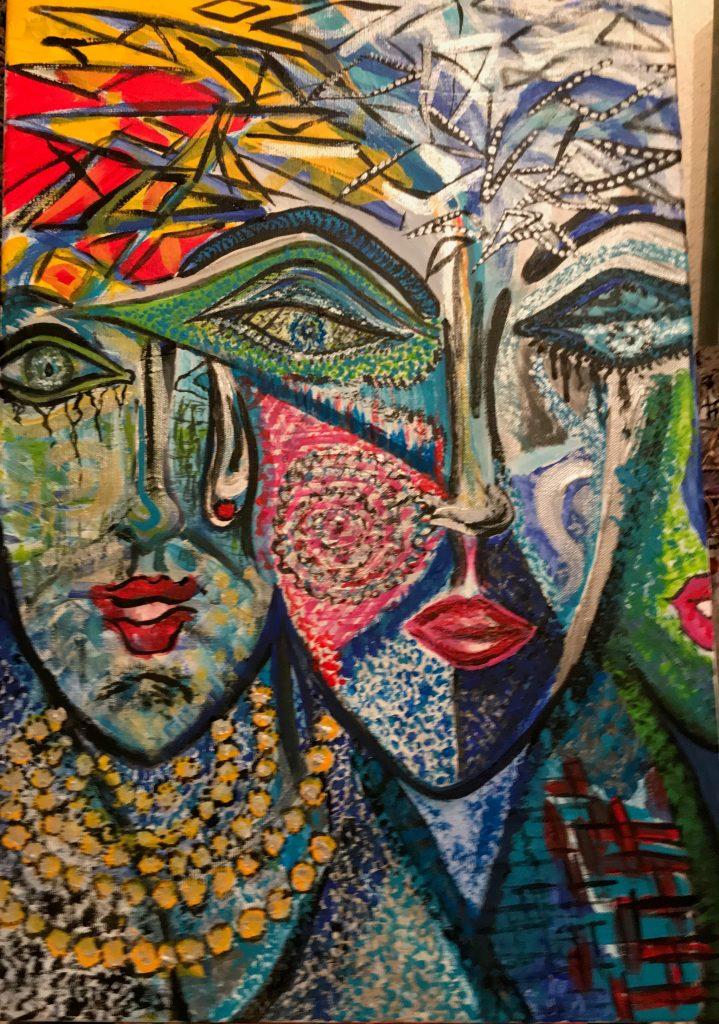Das Trio (sold)